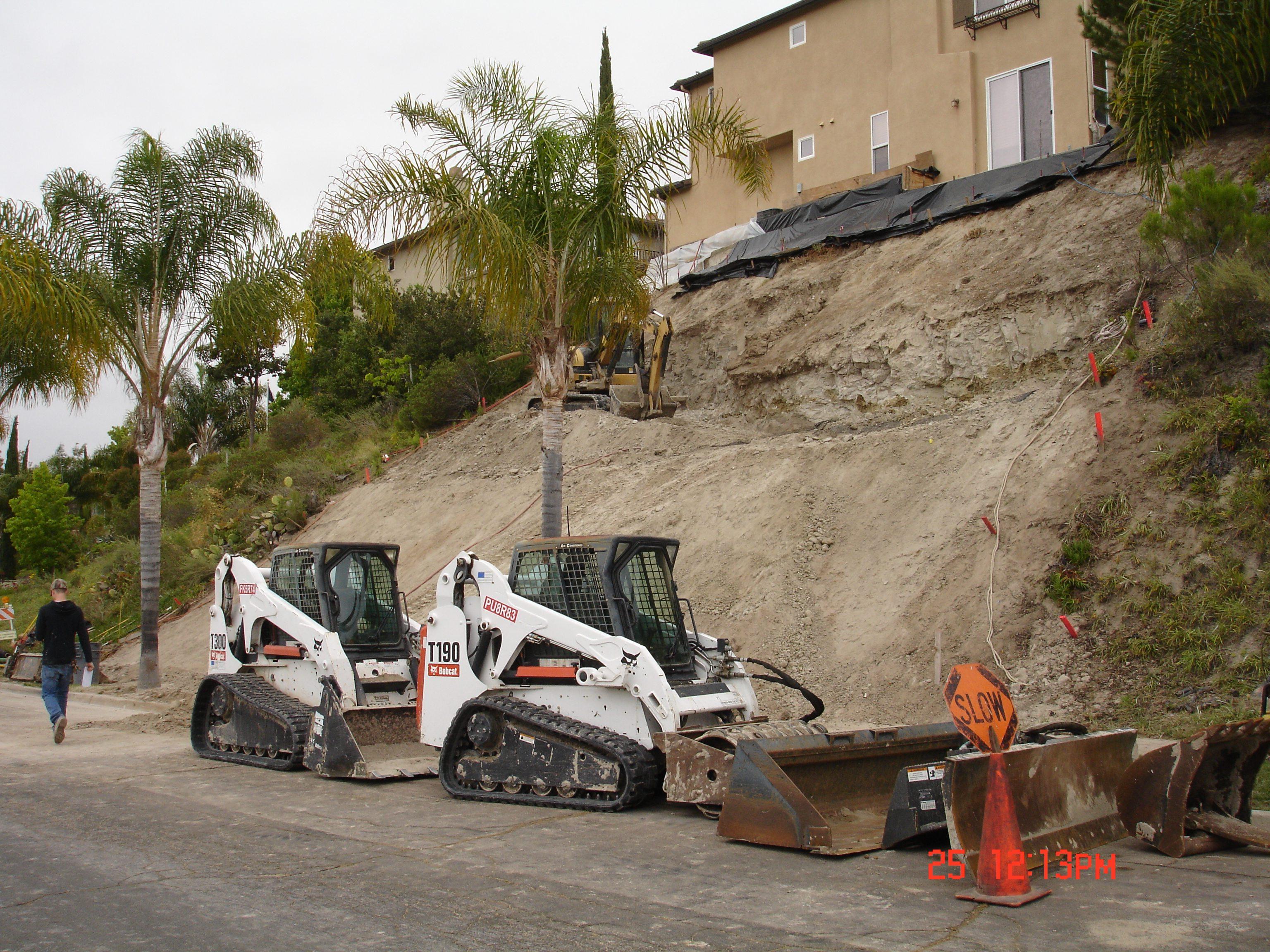 landslide repair san diego